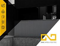 ONO ARQUITECTOS | Re-styling + Diseño de Key Visual