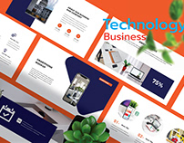 Technology - Business Presentation Template
