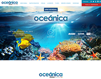 EcoExploratorio || Wordpress Website