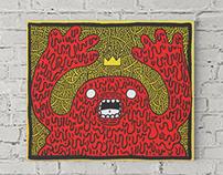 Red monster (81/100)