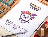 Wuma illustration Design