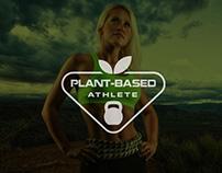 Plant-Based Athlete Logo