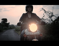 The Motorcycle love - Promotional video on Zero Budget