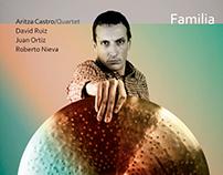 Aritza Castro Quartett -Cd pack.