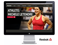 Reebok.com Category Landing Pages