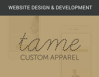 TAME Custom Apparel