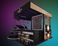 DAVIDOFF CAFE Booth