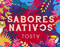 TOSTA / SABORES NATIVOS