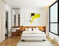 Nhà Chị My – Phòng Ngủ Nhỏ Đẹp – Park Hill 7 (TimesCity