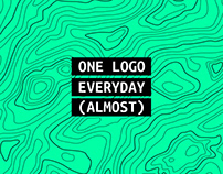 ONE LOGO EVERYDAY (ALMOST)
