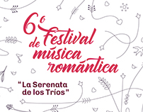 6°. Festival de Música Romántica UV
