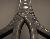 Calligraphy Scissors