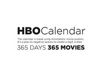 HBO Calendar