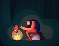 Survive illustration