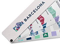 Barcelona Identity - D&AD New Blood 2015, Pantone Brief