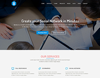 Sipress Community Responsive Wordpress Theme