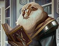 -ANCIENT LION-