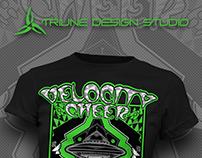 Velocity All Star Cheer - Moxie Event Tshirt