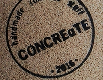 branding of CONCREaTE