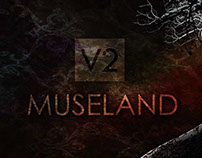 Museland's CD cover