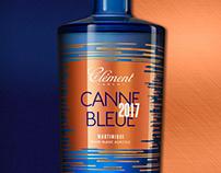 Rhum Clément - Canne bleue 2017