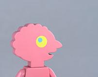 LEGO Prismo minifig