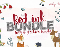 The Red Ink Design Bundle