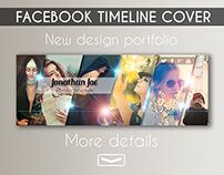 Template Photographer Facebook Timeline Cover Vol1