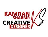 Kamran Shabbir KS Logo