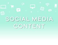 SOCIAL MEDIA CONTENT // ASPIRE BRANDS