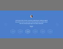 5 Free Bootstrap Testimonial Pack