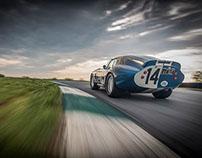 Peter Brock Shelby Cobra Daytona Coupe
