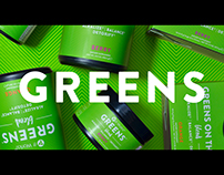 Greens - Packaging