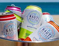 Packaging Design: Nauti Seltzer