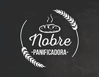 Panificadora Nobre | Panfleto