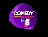Comedy Rules @ 8