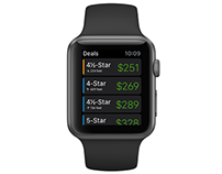 Priceline.com Apple Watch