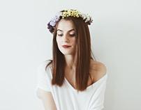 Flowers in her hair: 5 // 52 weeks