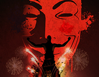V for Vendetta - Remember, Remember
