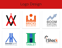 Logo design for client