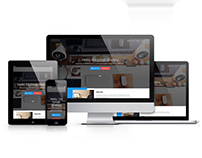My Portfolio website's redesign
