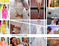 "Digital Trend Board: ""Travellers"""