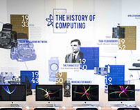 The History of Computing - Classroom design