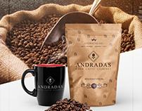 Logo - Andradas Buon Caffé Gourmet