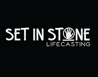 Set in Stone Lifecasting Logo