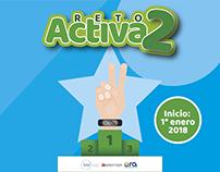 Reto Activa2 Campaña interna de Solar Depot
