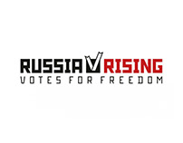RUSSIA RISING. Votes for freedom