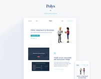 Polys – online voting systems