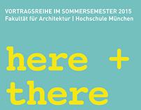 Vortragsreihe an der Hochschule München