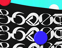 36 Days of Type   2019 Edition